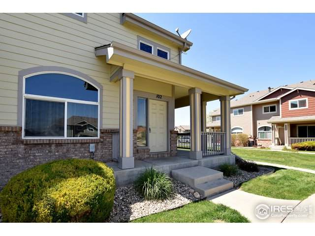 190 Carina Circle #102, Loveland, CO 80534 (MLS #939866) :: Tracy's Team