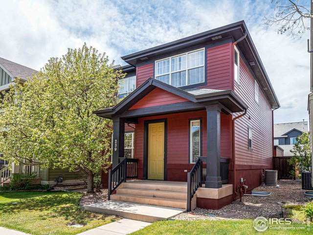239 River View Ct, Longmont, CO 80501 (MLS #939867) :: RE/MAX Alliance