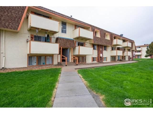 10211 Ura Ln #205, Thornton, CO 80260 (MLS #939889) :: J2 Real Estate Group at Remax Alliance