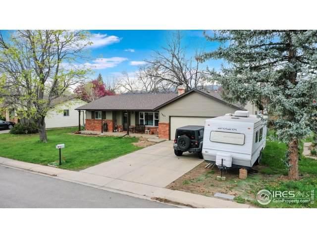 1401 Ponderosa Dr, Fort Collins, CO 80521 (MLS #939890) :: J2 Real Estate Group at Remax Alliance