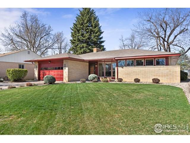 619 Monte Vista Ave, Fort Collins, CO 80521 (MLS #939906) :: J2 Real Estate Group at Remax Alliance