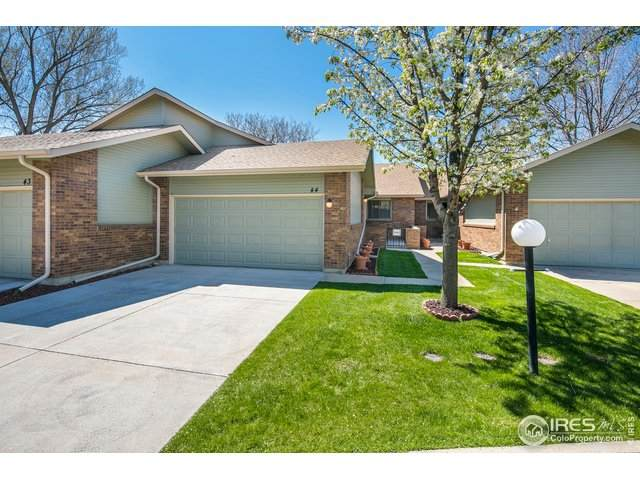 1100 N Taft Ave #44, Loveland, CO 80537 (MLS #939922) :: Keller Williams Realty