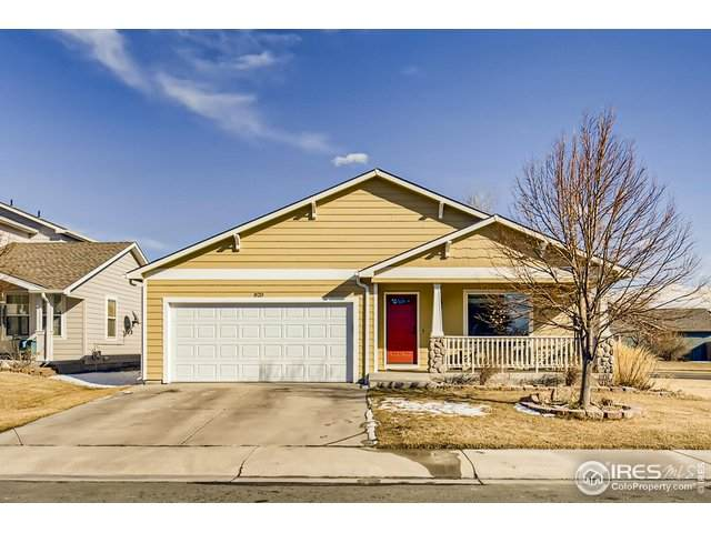 820 Glenwall Dr, Fort Collins, CO 80524 (MLS #939931) :: Downtown Real Estate Partners
