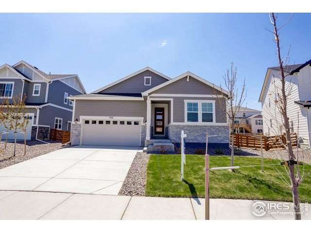 926 Twin Sister Cir, Erie, CO 80516 (MLS #939939) :: 8z Real Estate