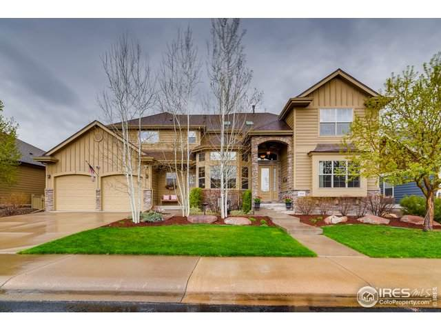 3030 Challenger Point Dr, Loveland, CO 80538 (MLS #939963) :: RE/MAX Alliance