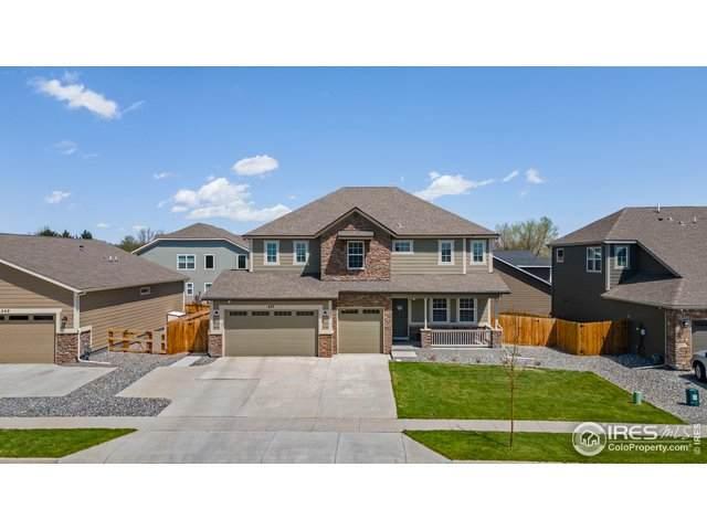 432 Spartan Ave, Berthoud, CO 80513 (MLS #939974) :: Keller Williams Realty