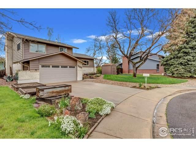 5469 Seneca Pl, Boulder, CO 80303 (MLS #939979) :: RE/MAX Alliance