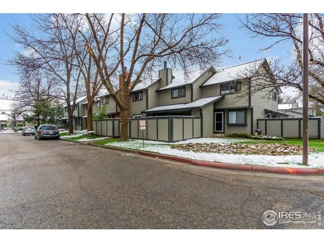 1325 Birch St #13, Fort Collins, CO 80521 (MLS #940005) :: J2 Real Estate Group at Remax Alliance