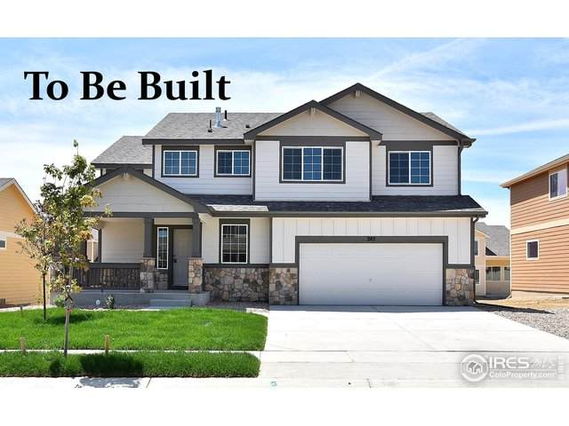 504 Lowland St, Severance, CO 80550 (#940006) :: Mile High Luxury Real Estate