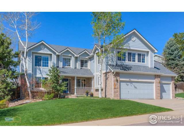 1182 Ridgeview Cir, Broomfield, CO 80020 (MLS #940014) :: Jenn Porter Group