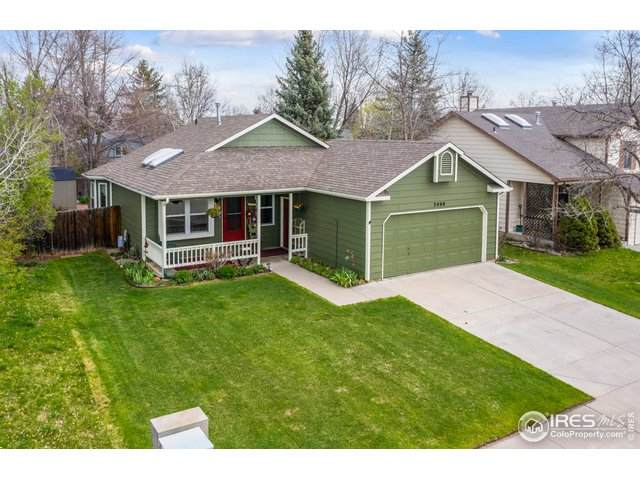 2400 Valley Forge Ave, Fort Collins, CO 80526 (MLS #940031) :: Kittle Real Estate
