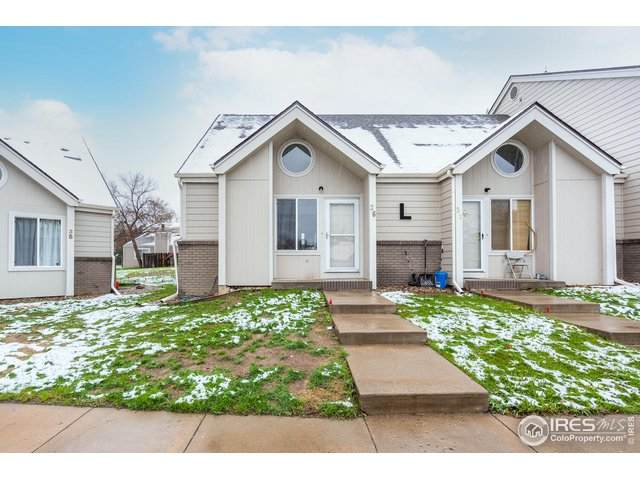 2900 Ross Dr L36, Fort Collins, CO 80526 (MLS #940032) :: Kittle Real Estate