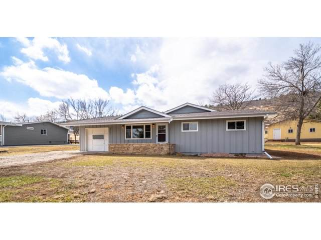3707 N County Road 27, Loveland, CO 80538 (MLS #940034) :: Kittle Real Estate