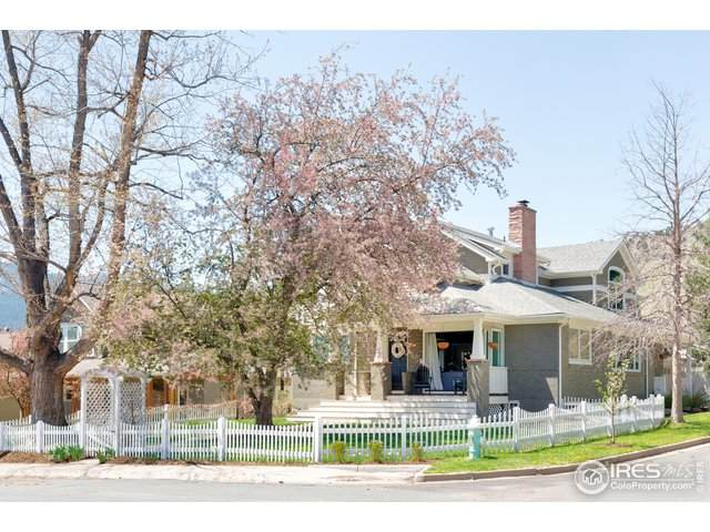 730 Evergreen Ave, Boulder, CO 80304 (MLS #940035) :: Kittle Real Estate