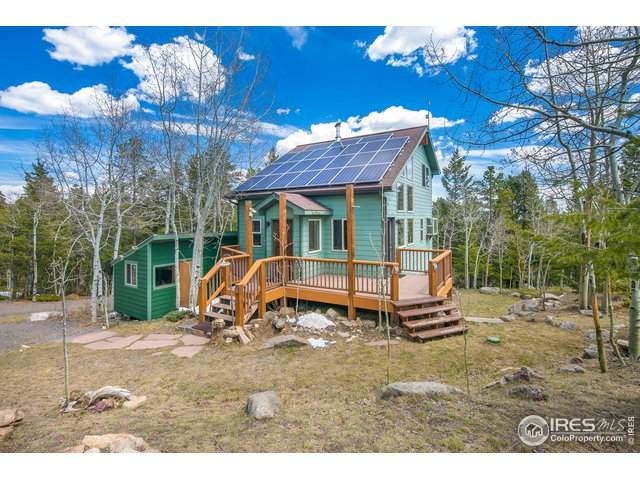 174 Cottontail Ln, Nederland, CO 80466 (MLS #940040) :: Jenn Porter Group