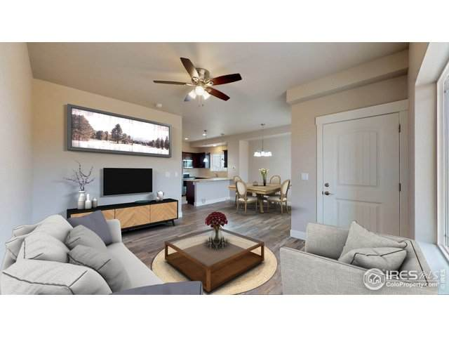 1760 Westward Cir #1, Eaton, CO 80615 (MLS #940047) :: J2 Real Estate Group at Remax Alliance