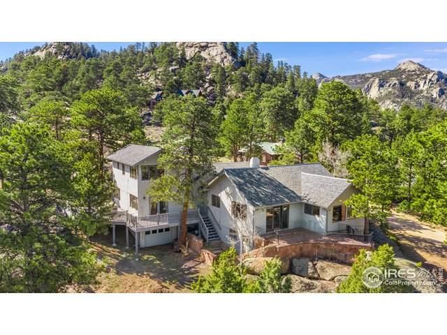 461 Big Horn Dr, Estes Park, CO 80517 (MLS #940058) :: Downtown Real Estate Partners