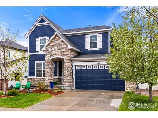 568 Jackson St, Lafayette, CO 80026 (MLS #940062) :: 8z Real Estate