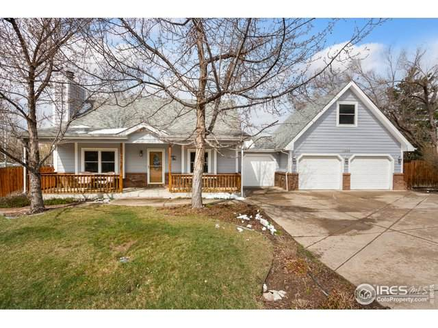 5209 Greenview Dr, Fort Collins, CO 80525 (#940065) :: iHomes Colorado