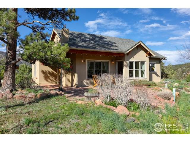 128 Mohawk Rd, Lyons, CO 80540 (MLS #940070) :: Downtown Real Estate Partners