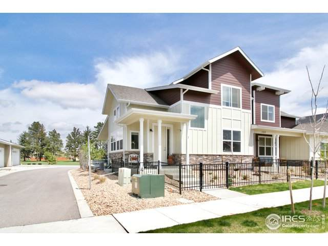 3312 Green Lake Dr #1, Fort Collins, CO 80524 (MLS #940071) :: Downtown Real Estate Partners