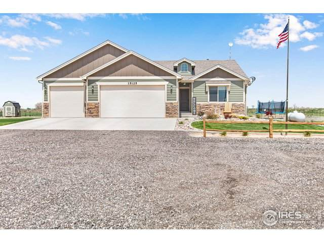15125 County Road 86, Pierce, CO 80650 (MLS #940102) :: Stephanie Kolesar