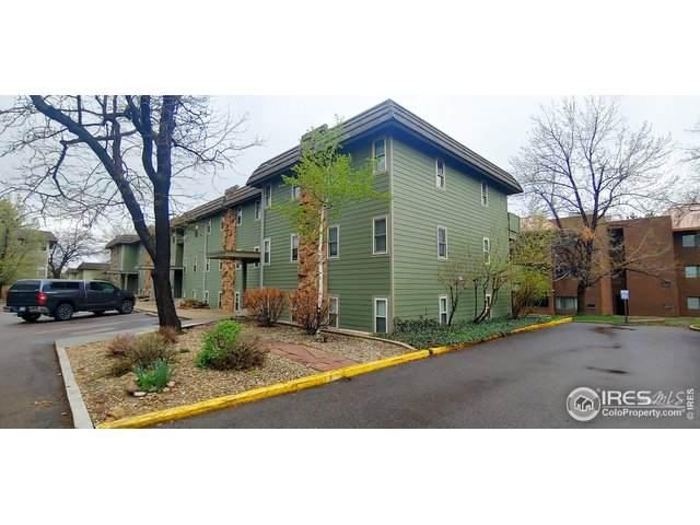 3375 Chisholm Trl #106, Boulder, CO 80301 (#940105) :: My Home Team
