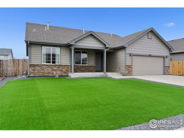 1030 E 25th St, Greeley, CO 80631 (MLS #940122) :: Bliss Realty Group