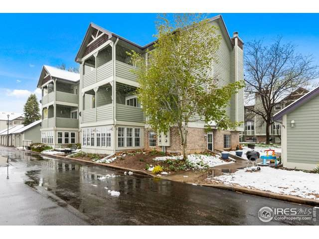 2828 Silverplume Dr M5, Fort Collins, CO 80526 (MLS #940124) :: Keller Williams Realty