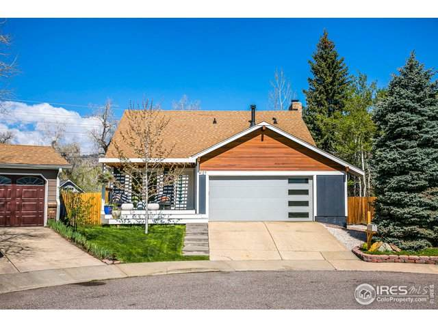 4127 Piedra Ct, Boulder, CO 80301 (MLS #940127) :: 8z Real Estate
