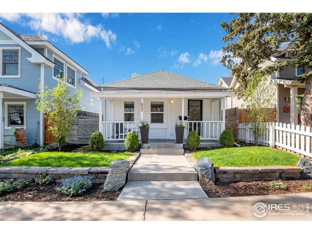 632 Dewey Ave, Boulder, CO 80304 (MLS #940144) :: RE/MAX Alliance