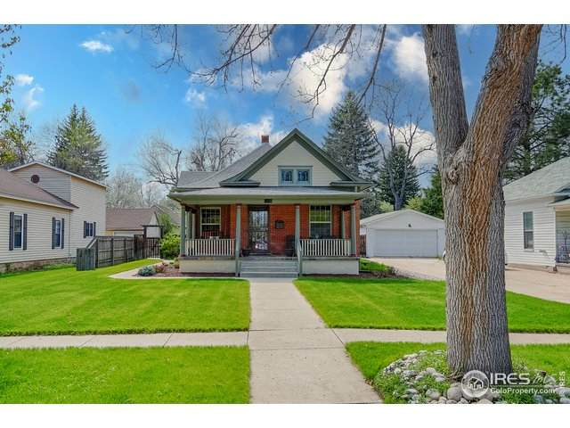 209 S Loomis Ave, Fort Collins, CO 80521 (MLS #940150) :: Downtown Real Estate Partners