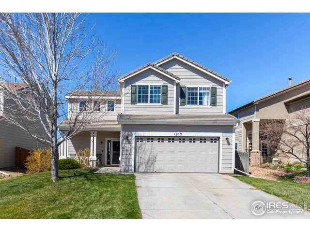 1103 Lochmore Pl, Fort Collins, CO 80524 (#940163) :: Mile High Luxury Real Estate