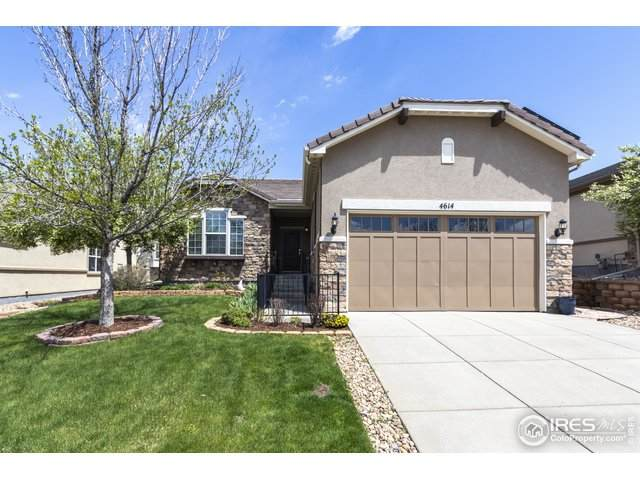 4614 Belford Cir, Broomfield, CO 80023 (#940164) :: The Griffith Home Team