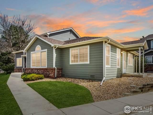 51 21st Ave #5, Longmont, CO 80501 (MLS #940175) :: Keller Williams Realty