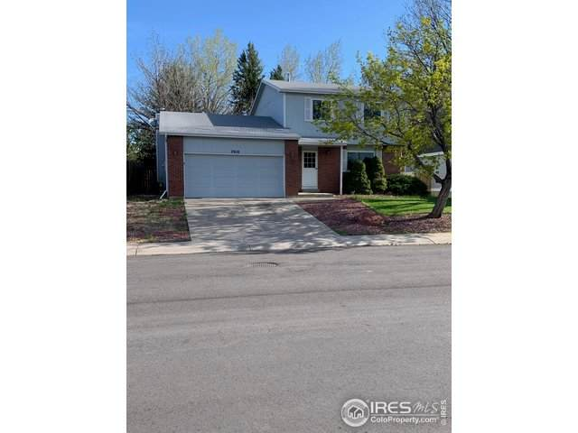 2918 Pleasant Valley Rd, Fort Collins, CO 80521 (#940181) :: James Crocker Team