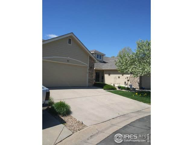 3500 Swanstone Dr #21, Fort Collins, CO 80525 (MLS #940182) :: Keller Williams Realty