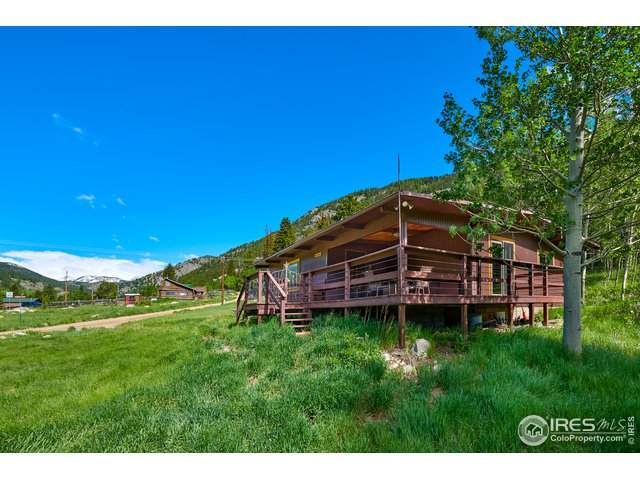 399 Eldorado Ave A, Nederland, CO 80466 (MLS #940185) :: Jenn Porter Group