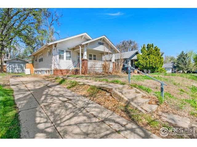 2005 7th Ave, Greeley, CO 80631 (#940187) :: Mile High Luxury Real Estate