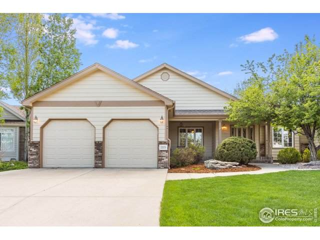 2223 Woody Creek Cir, Loveland, CO 80538 (MLS #940195) :: Keller Williams Realty