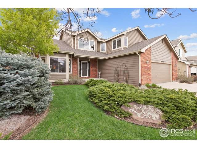 2939 Stonehaven Dr, Fort Collins, CO 80525 (MLS #940196) :: Keller Williams Realty