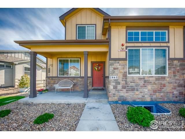 2963 Denver Dr, Fort Collins, CO 80525 (MLS #940206) :: Downtown Real Estate Partners