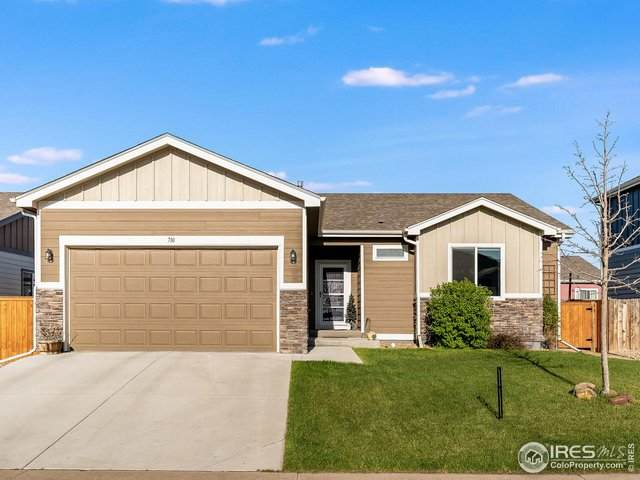 710 Wagon Train Dr, Milliken, CO 80543 (#940208) :: Mile High Luxury Real Estate