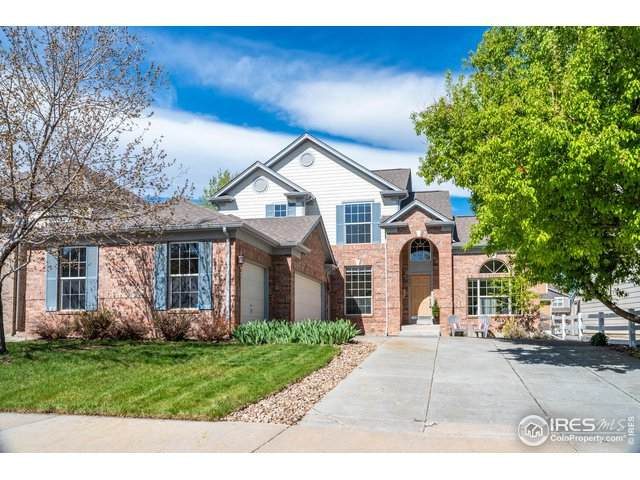 5009 Bella Vista Dr, Longmont, CO 80503 (MLS #940222) :: RE/MAX Alliance