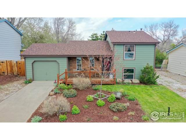 666 Hanna St, Fort Collins, CO 80521 (MLS #940234) :: RE/MAX Alliance