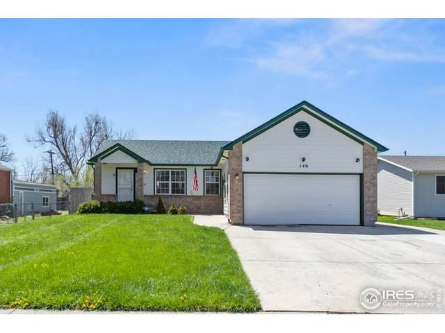 140 3rd St, Frederick, CO 80530 (MLS #940239) :: RE/MAX Alliance