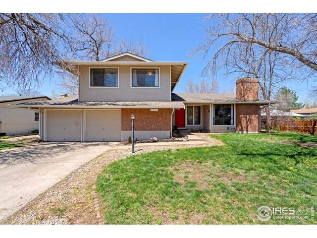 2527 W 25th St, Loveland, CO 80538 (MLS #940247) :: Keller Williams Realty