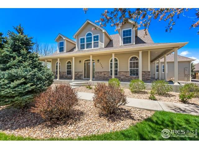 3325 Turnberry Rd, Fort Collins, CO 80524 (MLS #940256) :: Keller Williams Realty