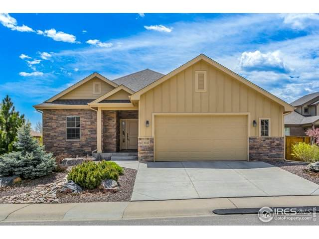 3332 Cuchara Ct, Loveland, CO 80538 (MLS #940260) :: Keller Williams Realty