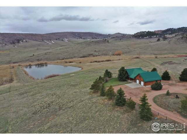 11881 Red Feather Lakes Rd, Livermore, CO 80536 (MLS #940262) :: Keller Williams Realty